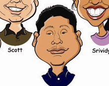 Studio Caricatures
